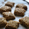 Pasteli - Greek Sesame Honey Candy Recipe