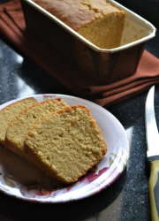 Whole Wheat Pound Cake Recipe
