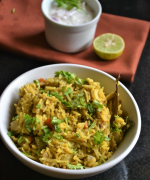 Brinj Rice - Puducherry Veg Pulao Recipe