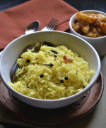 Chambray Recipe - Simple Sikkim Pulao
