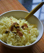 Meetha Chawal - Himachal Pradesh Sweet Rice Recipe