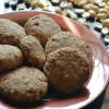 Three ingredients Oats Peanut Cookies Recipe