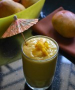 Mango Lassi Recipe - Easy No Cook Desserts