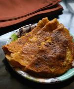 Punjabi Besan Da Puda Recipe