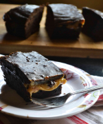 Fudgy Condensed Milk Brownies Recipe