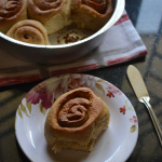 Buttery Whole Wheat Sourdough Cinnamon Rolls Recipe