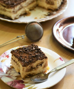 Egg Free Tiramisu with Homemade Mascarpone and Ladyfinger Biscuits - Video Recipe