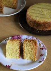 Eggless Vanilla Cake Premix Recipe
