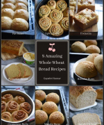 8 Amazing Wheat Flour Bread Recipes