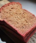 Beetroot Sandwich Loaf Recipe